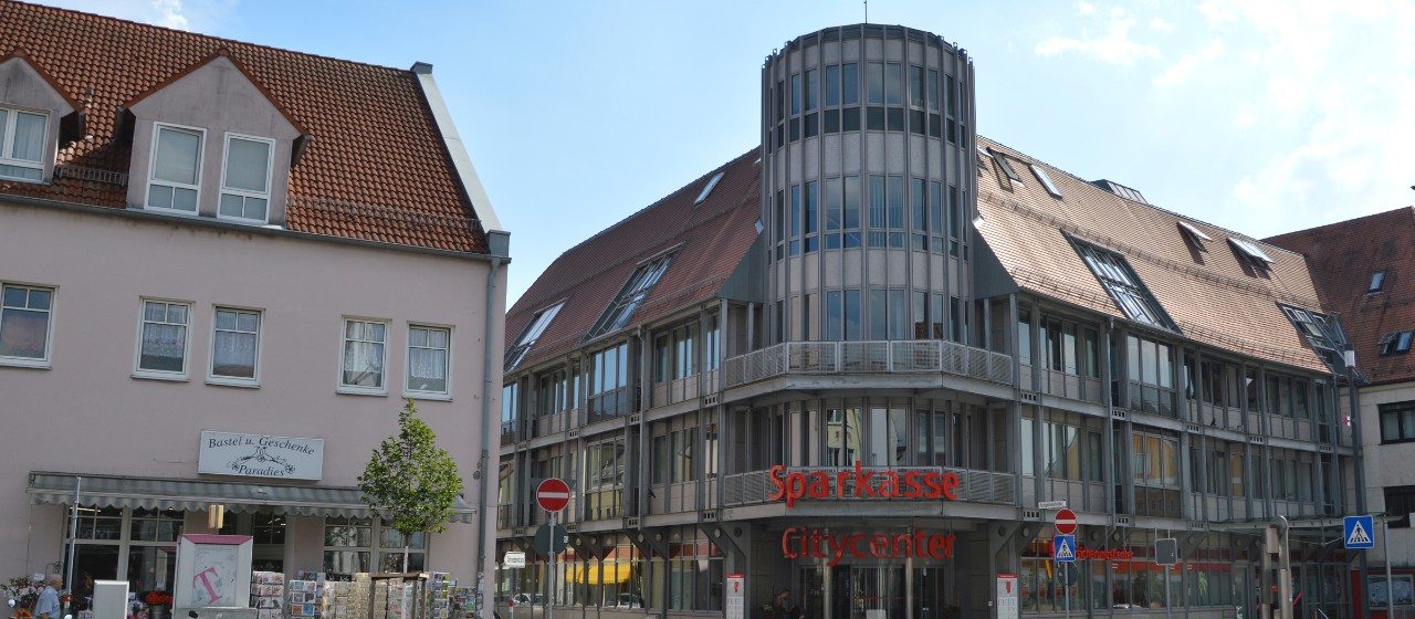 Hauptgeschäftsstelle in Schwandorf